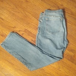 Old Navy mid rise jeans